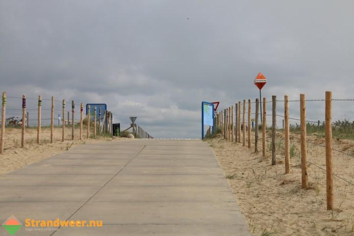 Strandweer voor dinsdag 11 juli