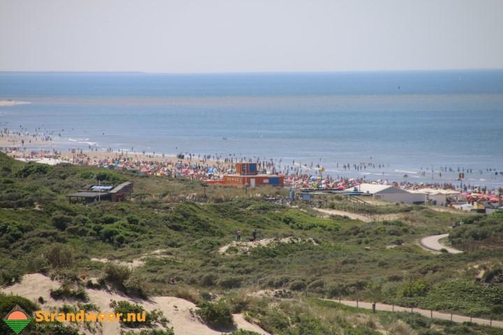 Prima strandweer voor woensdag 6 juni