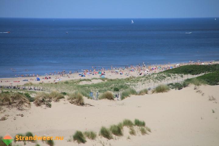 Het strandweer voor dinsdag 24 juli