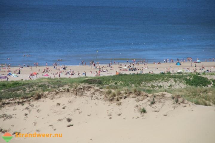 Het strandweer voor donderdag 7 juni