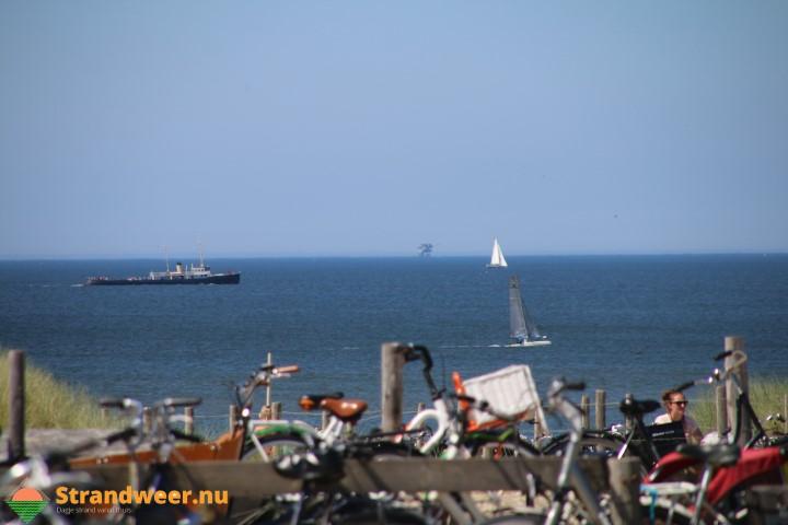 Mooi strandweer voor woensdag 27 september