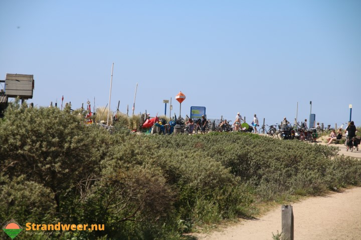 Strandweer voor maandag 30 oktober