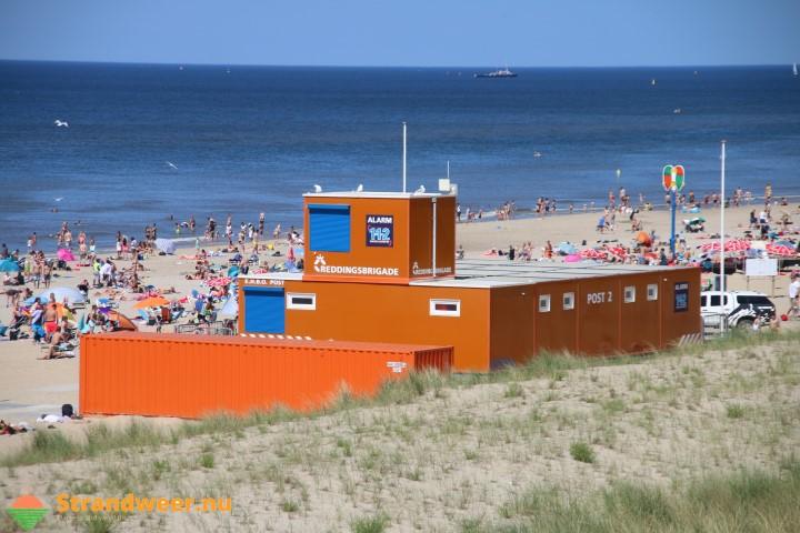 Lifeguards reddingsbrigade tot nu toe 2266 keer in actie