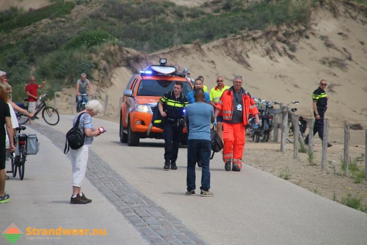 Medische noodsituatie bij strandslag 6