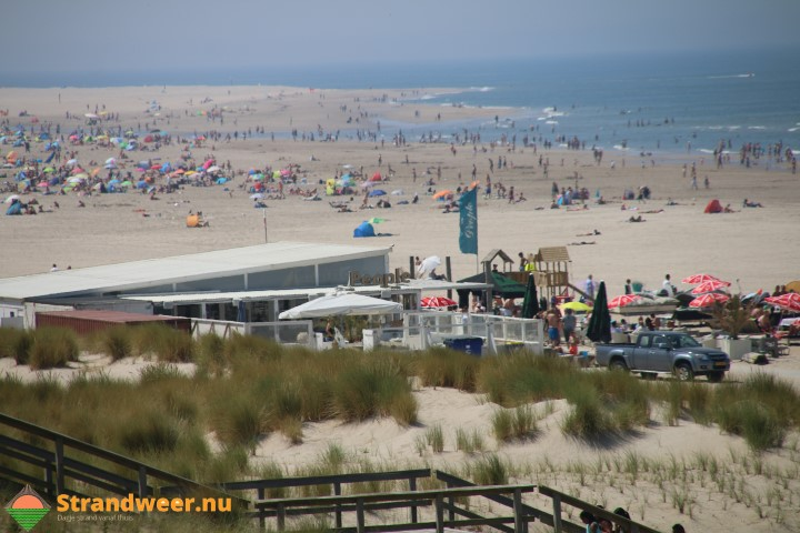 Botte pech met Strandweer.nu webcams