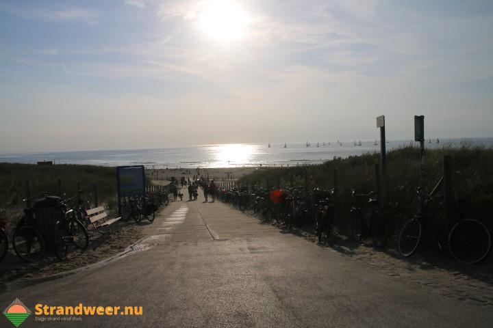 Strandweer voor zondag 23 juli