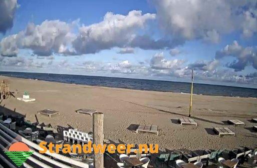 Prima strandweer voor zondag 13 augustus