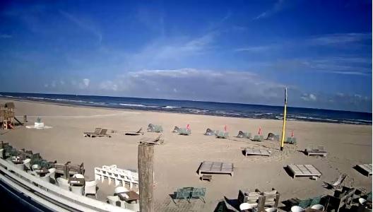 Zonnig strandweer voor vrijdag 21 juli