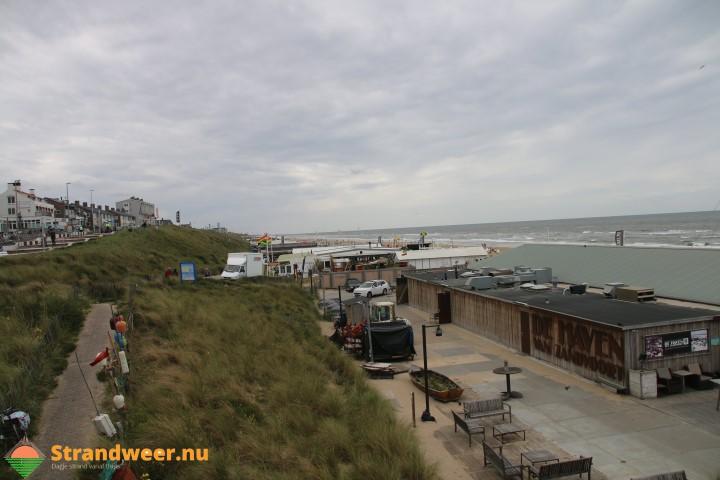 Strandweer voor maandag 18 september