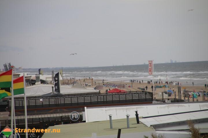 Het strandweer voor woensdag 25 april