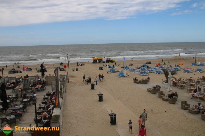 Strandweer voor dinsdag 4 oktober