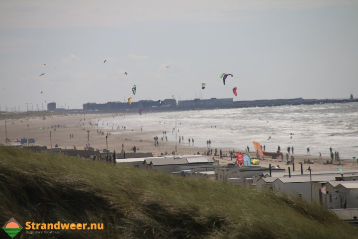 Strandweer voor zondag 3 december