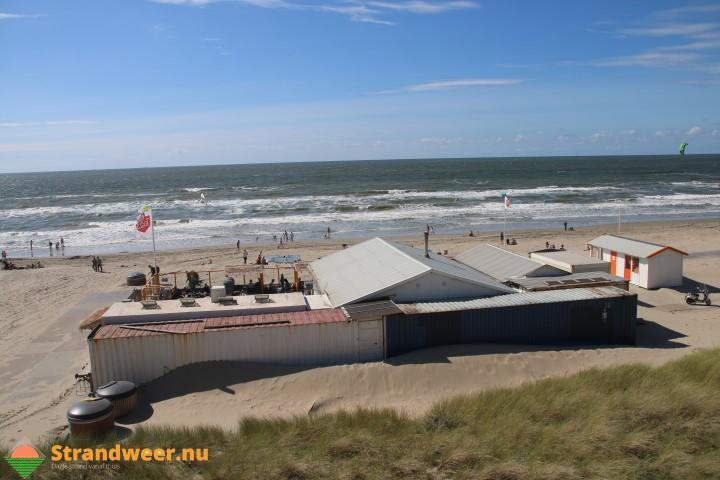 Zomers strandweer voor maandag 7 augustus