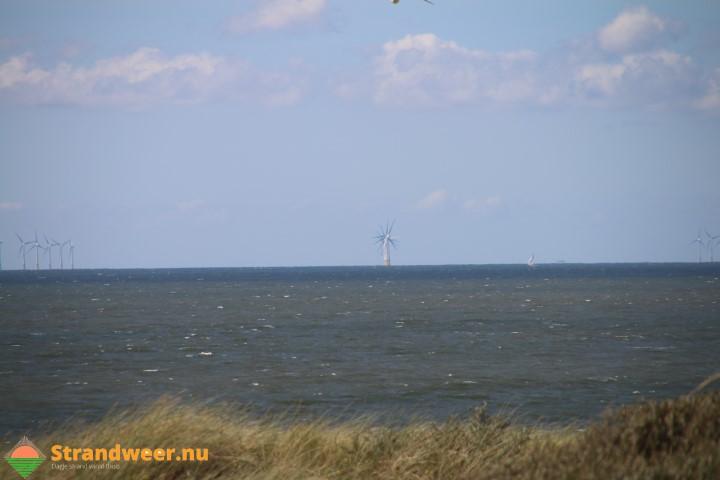 Nuon krijgt vergunning voor windpark zonder subsidie