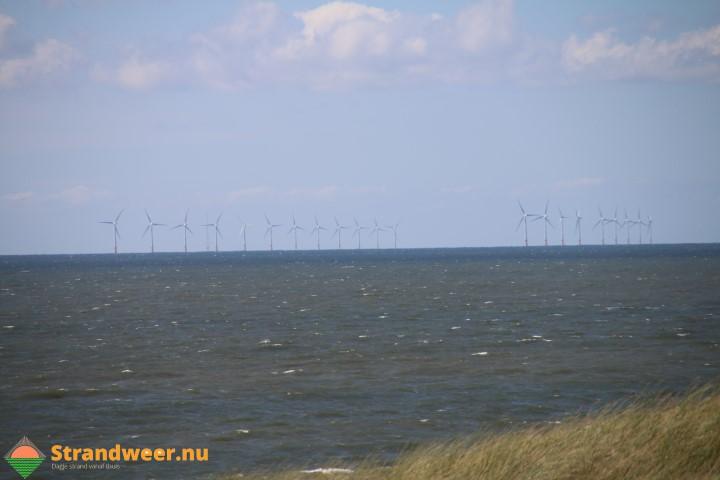 Windparken toegankelijk voor doorvaart schepen