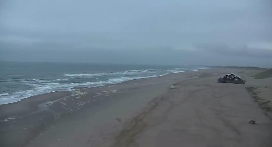 Strandweer voor woensdag 15 november