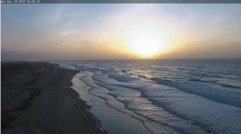 Strandweer voor dinsdag 19 december
