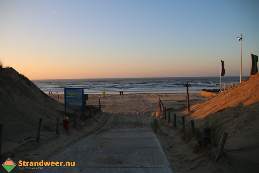 Bewolkt strandweer voor vrijdag 24 november