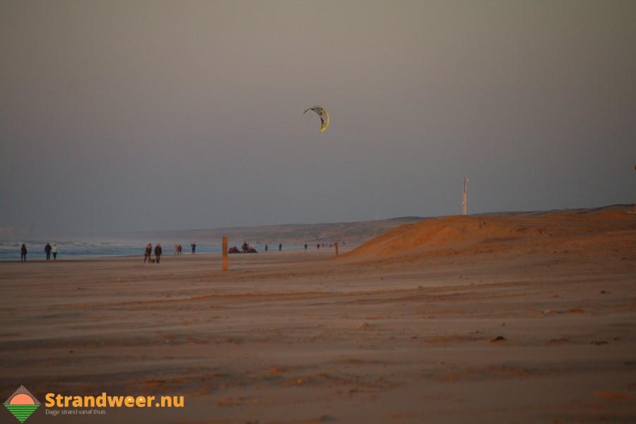 Het strandweer voor zondag 26 november