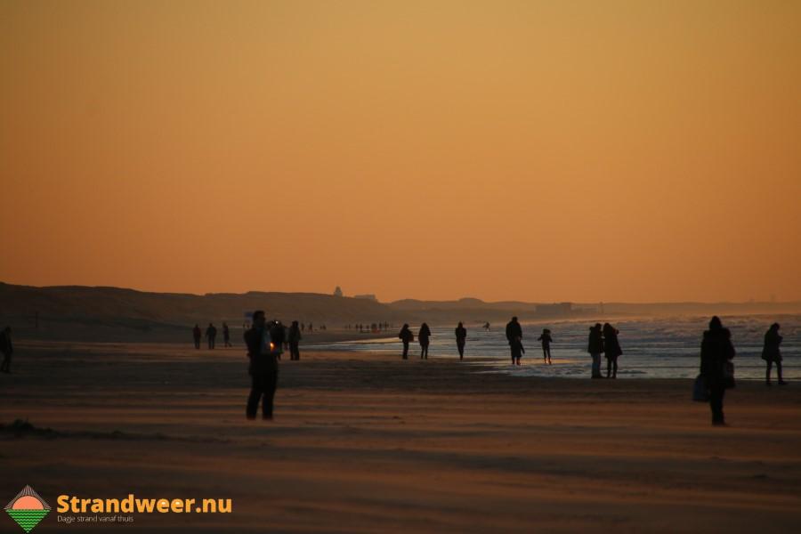Strandweer voor donderdag 23 november