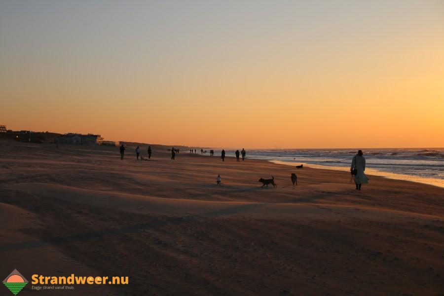 Strandweer week 3 wisselvallig en donderdag storm