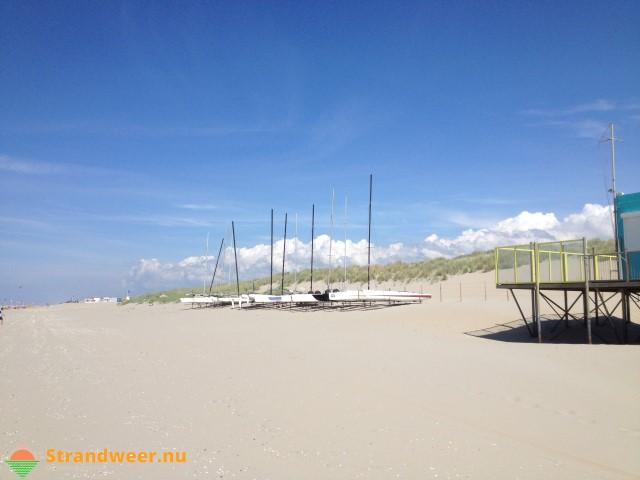 Strandweerverwachting voor vrijdag 9 juni