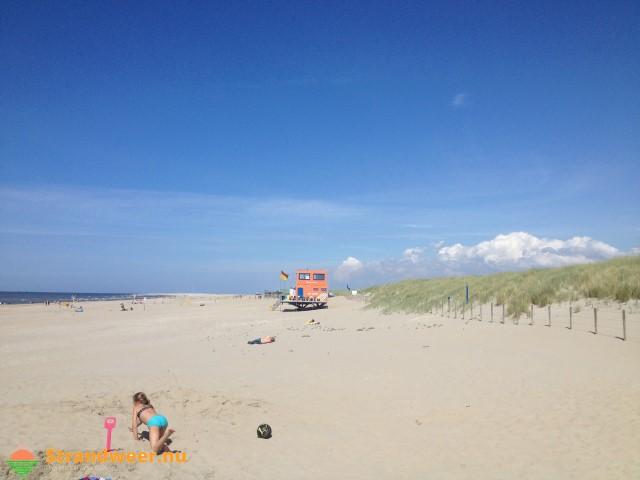 Strandweer verwachting voor vrijdag 23 juni