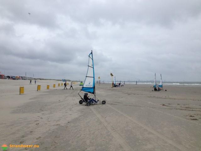 Strandweer verwachting voor zondag 25 juni