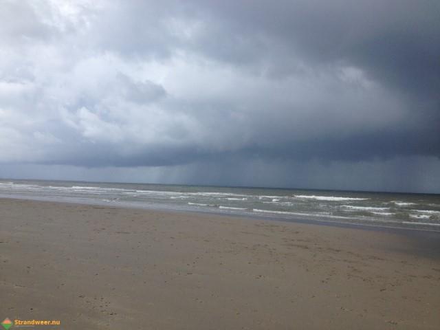 Strandweer voor maandag 24 juli