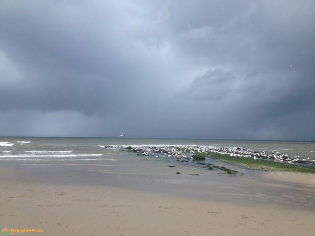 Strandweer voor vrijdag 29 september