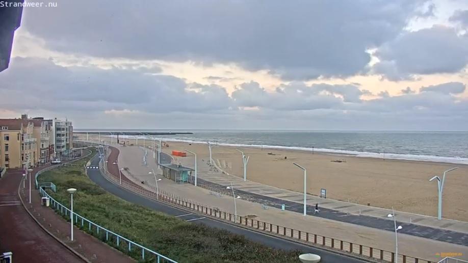 Strandweer voor donderdag 2 november