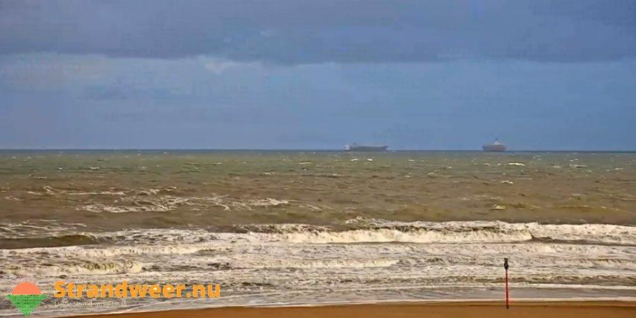 Strandweer voor vrijdag 6 oktober