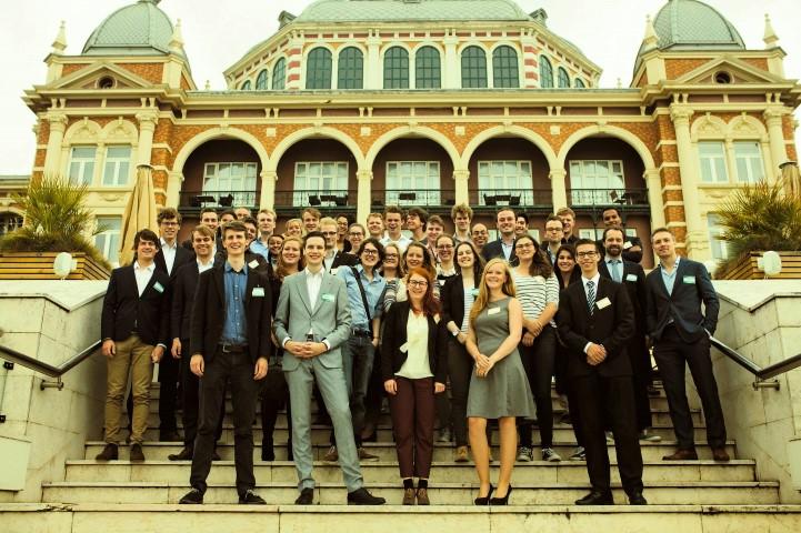 Mendelcollege winnaar Hogerhuisdebat Kurhaus