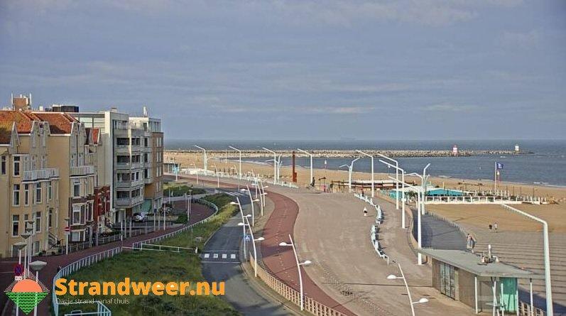 Prima strandweer voor zaterdag 14 oktober