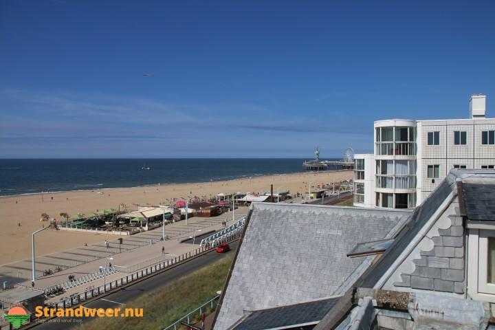Strandweer voor zondag 9 juli