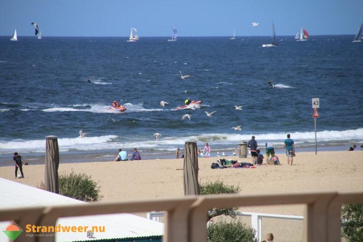 Tropisch strandweer voor woensdag 19 juli
