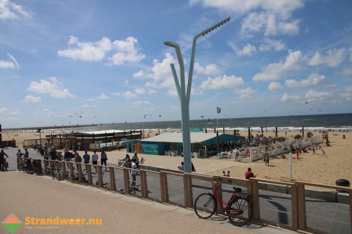 Strandweer voor maandag 2 oktober