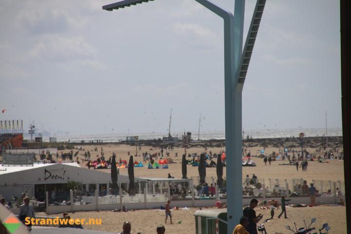 Maandag 26 juni zonnig strandweer