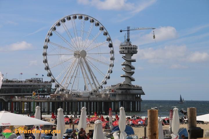 Eis: 120 uur werkstraf voor verduistering geld Scheveningse Pier