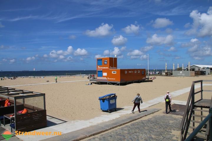Strandweerverwachting voor donderdag 8 juni