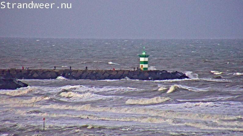 Strandweer voor zondag 19 november
