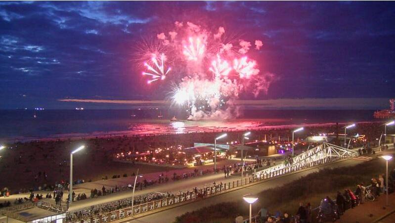 Vuurwerkfestival Scheveningen gaat dit jaar niet door