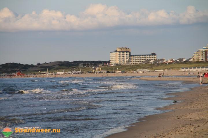 Strandweer voor zondag 8 oktober