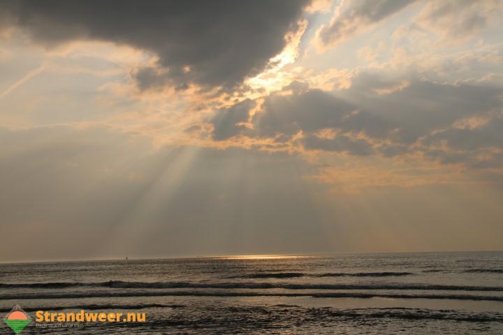 Guur strandweer voor zaterdag 29 juli