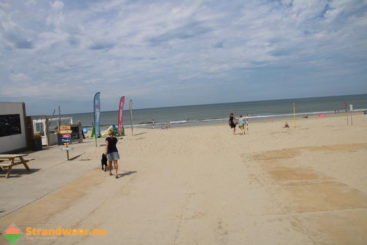 Strandweer voor zaterdag 8 juli