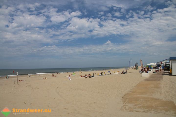 Strandweer voor vrijdag 7 juli