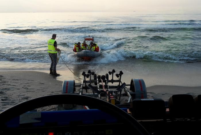 Suppers zorgen voor alarm reddingboot Zalm