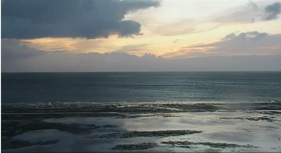 Strandweer voor zaterdag 11 november