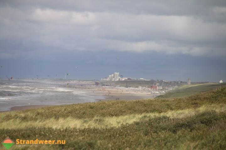 Strandweer voor dinsdag 31 oktober