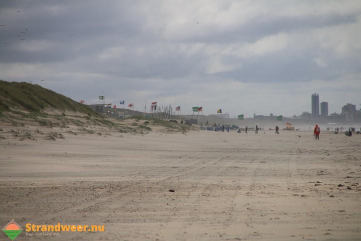 Strandweer voor dinsdag 5 september